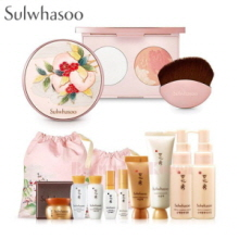 SULWHASOO Perfecting Cushion+Makeup Multi Kit Set [Peach Blossom Spring Utopia Limited Edition]